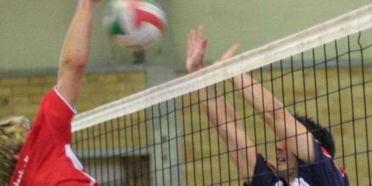 Unsere Volleyball-Senioren diesmal nur Vizemeister