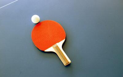 Faszination Tischtennis! Kleiner Ball – großer Sport!
